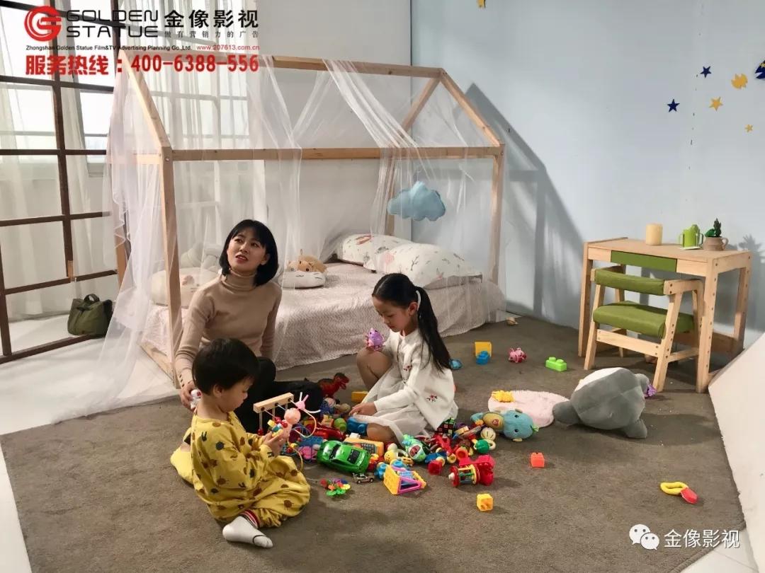 20年玩具品牌廣告片拍攝花絮..